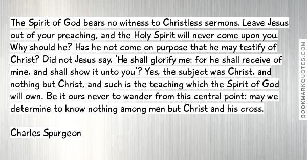 Spurgeon and the Holy Spirit